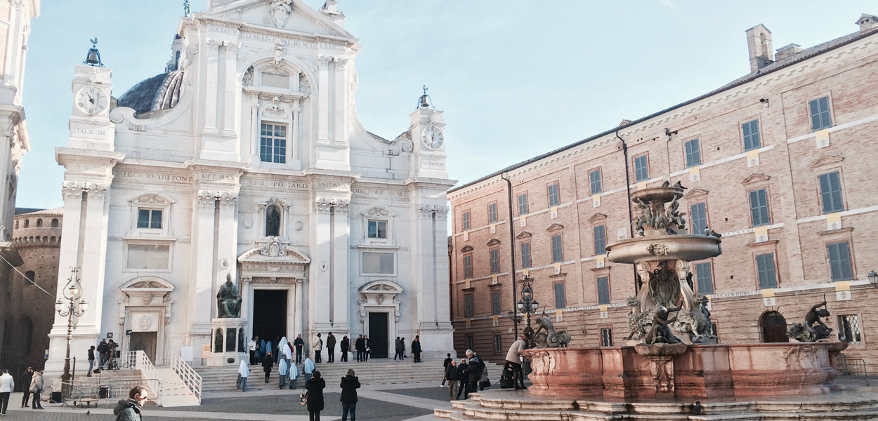 about le marche, italy