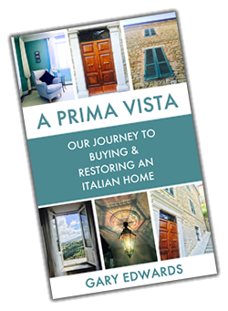 guide on how to buy and restore a house in Italy