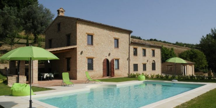 country house in le marche Italy