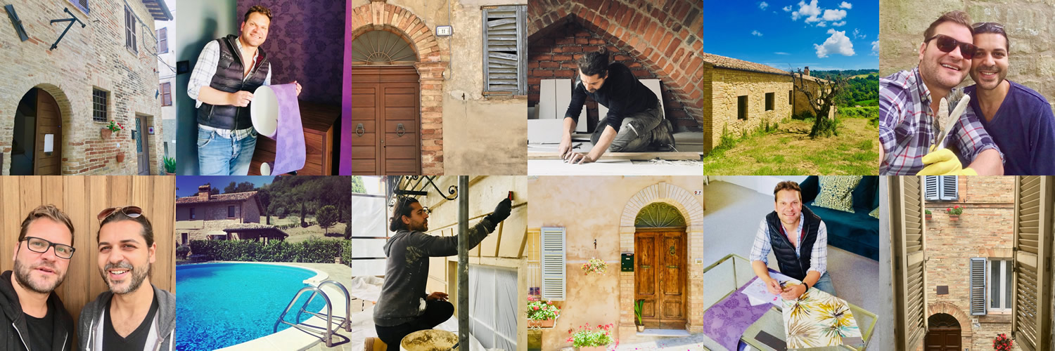 what we offer Italian home restoration