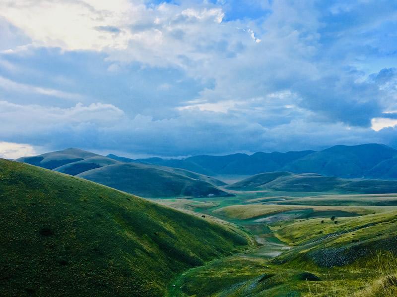 monti mount sibillini National Park