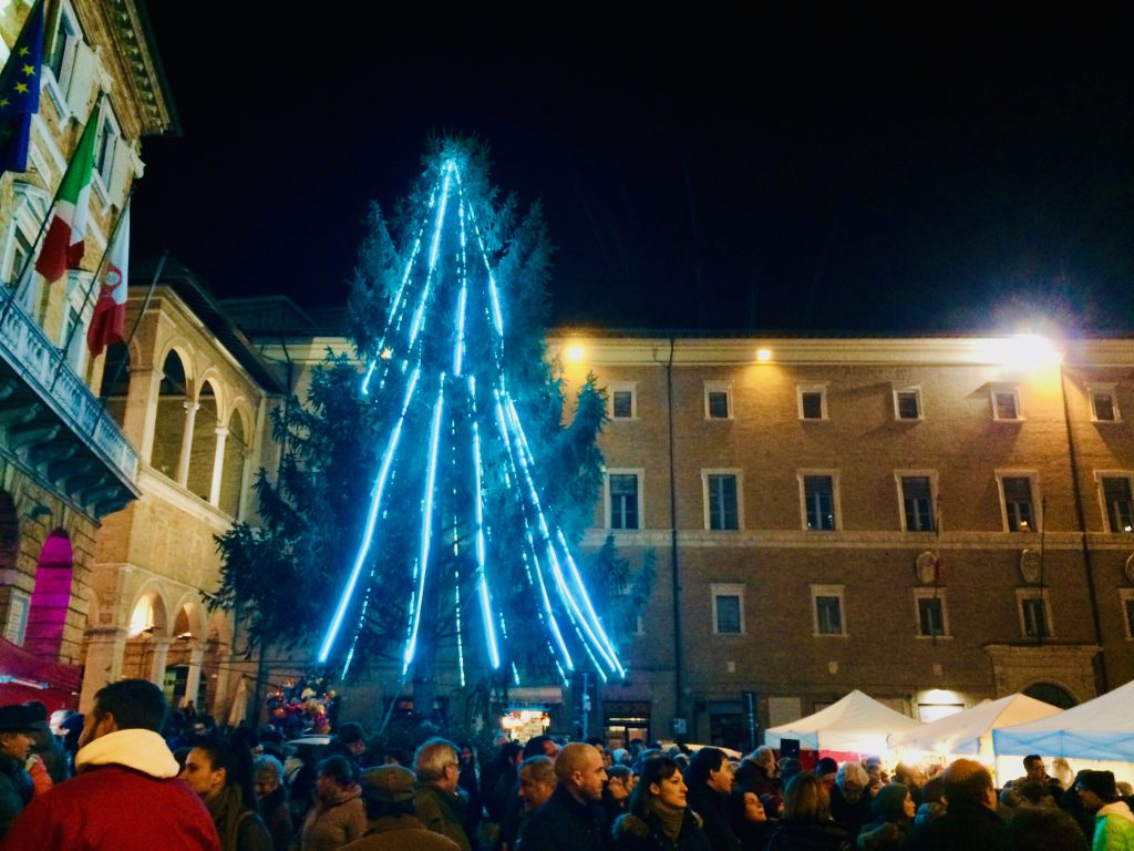 Christmas in le marche