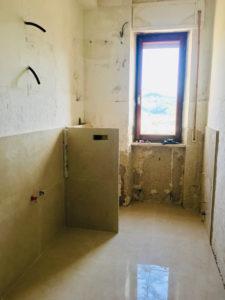 italian bathroom design - before