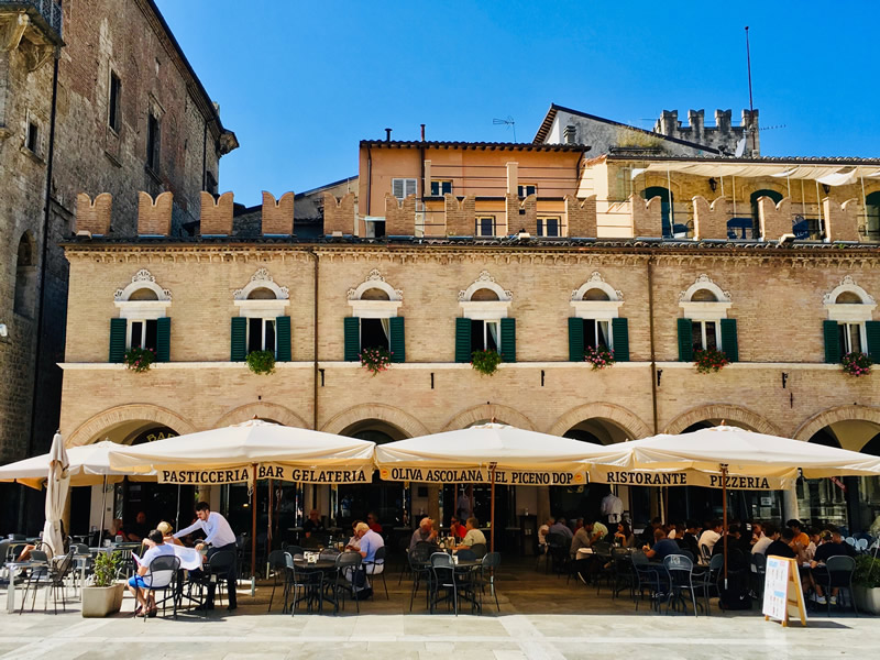 lonely planet best in travel le Marche , Ascoli Piceno