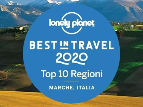 lonely planet le marche