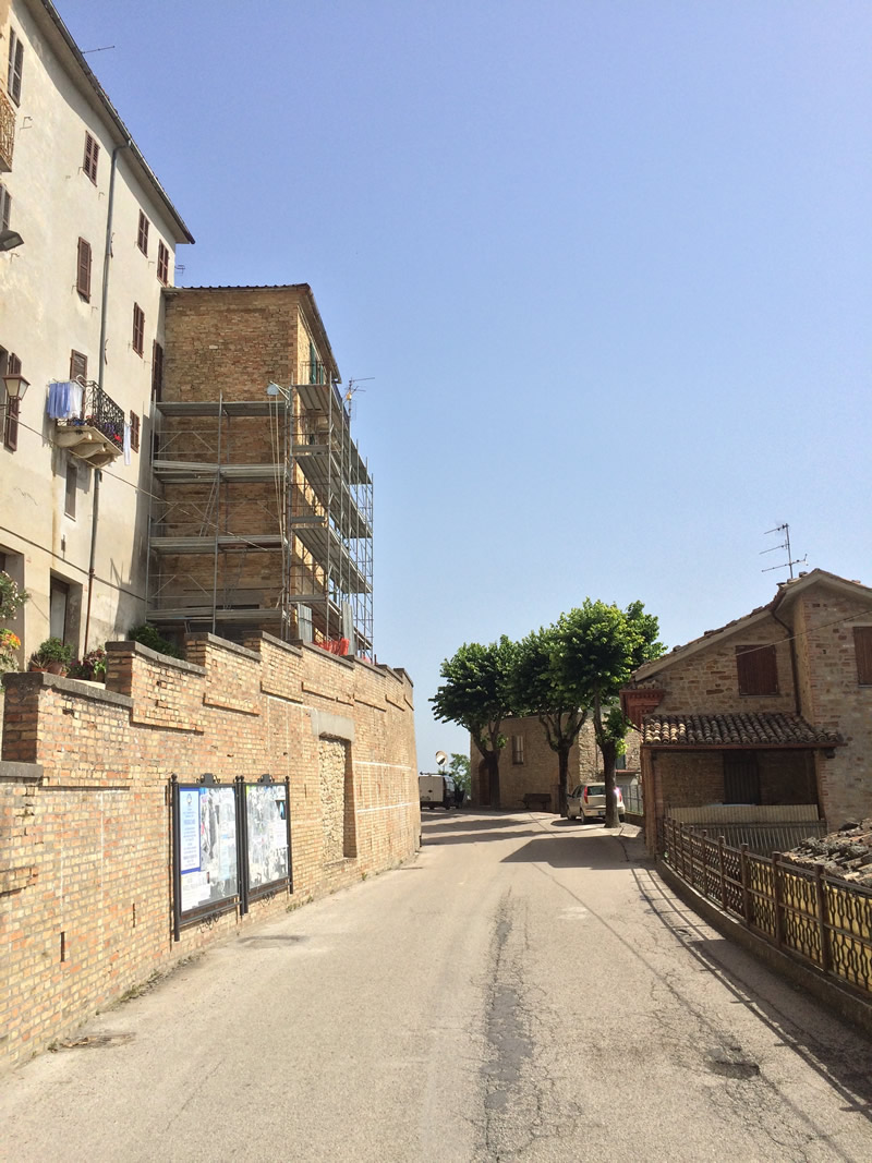 costs renovating Italy house