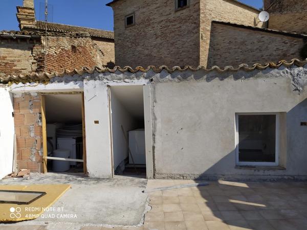Italian rooftop renovation