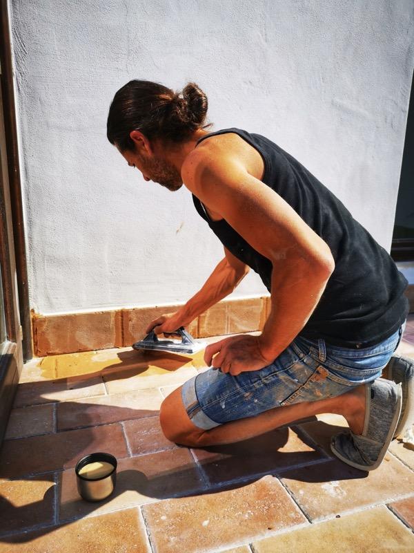 Italian rooftop terrace renovations
